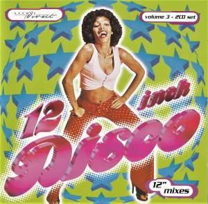 Cover - Positive Force: 12 Inch Disco Volume 3