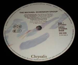 Michael Schenker Group: The Michael Schenker Group (LP) - Bild 2
