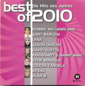 Cover - Tinie Tempah Feat. Eric Turner: Best Of 2010 Die Hits des Jahres