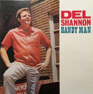 Cover - Del Shannon: Handy Man