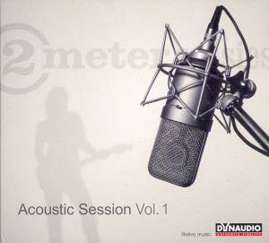 Cover - Reverend And The Makers: 2 Meter Sessies – Acoustic Session Vol. 1