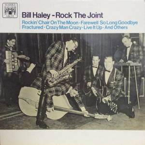 Cover - Bill Haley: Rock The Joint