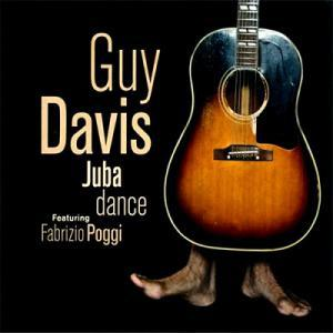 Guy Davis: Juba Dance - Cover