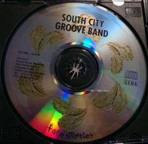 South City Groove Band: Face Sillities (CD) - Bild 3