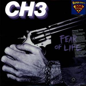 Channel 3: Fear Of Life (LP) - Bild 1