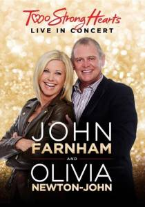 Cover - John Farnham: Two Strong Hearts Live In Concert