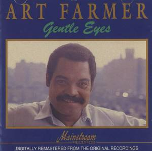 Cover - Art Farmer: Gentle Eyes