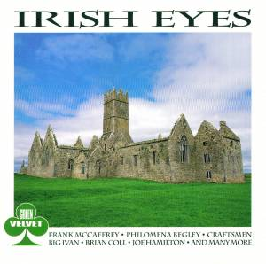 Cover - Philomena Begley: Irish Eyes