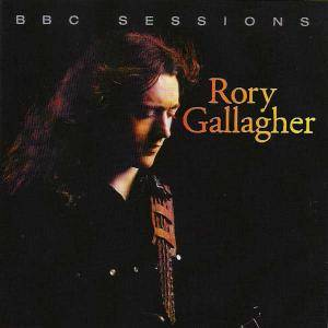 Rory Gallagher: BBC Sessions - Cover