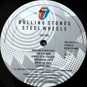The Rolling Stones: Steel Wheels (LP) - Bild 6