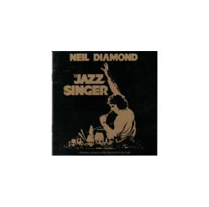Neil Diamond: Jazz Singer, The - Cover