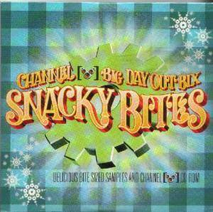 Cover - Infusion: Channel [V] - Big Day Out Bix » Snacky Bites