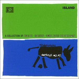 Cover - Tindersticks: Donkeys 92-97
