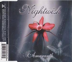 Nightwish: Amaranth (Single-CD) - Bild 3
