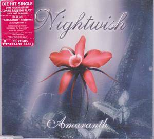 Nightwish: Amaranth (Single-CD) - Bild 1