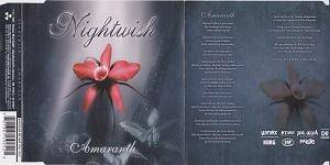 Nightwish: Amaranth (Single-CD) - Bild 5