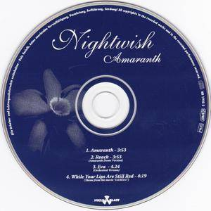 Nightwish: Amaranth (Single-CD) - Bild 6