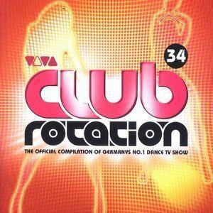 Cover - Beatfreakz: Club Rotation Vol. 34