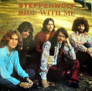Cover - Steppenwolf: Ride With Me