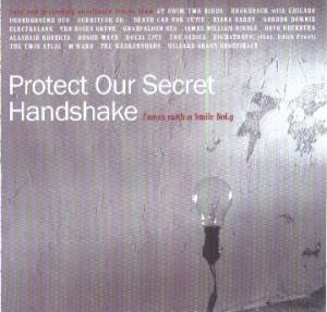 Cover - Alasdair Roberts: Comes With A Smile Vol. 9: Protect Our Secret Handshake