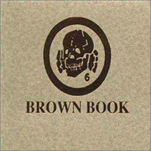 Death In June: Brown Book - Cover