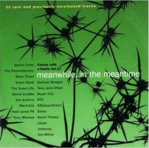 Comes With A Smile Vol. 12: Meanwhile, In The Meantime - Cover