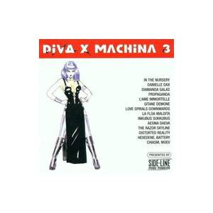 Cover - Hexedene: Diva X Machina 3
