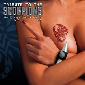 Cover - Phil Lewis: Tribute To The Scorpions - Six Strings, Twelve Stings