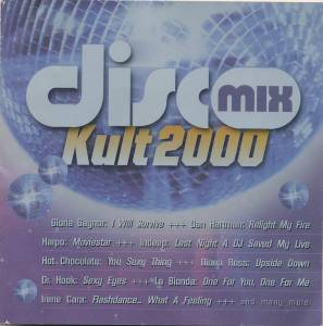 Cover - Chris Robert: Disco Mix Kult 2000