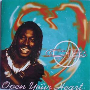 Cover - CB Milton: Open Your Heart