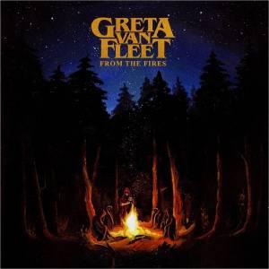 Greta Van Fleet From The Fires 2017