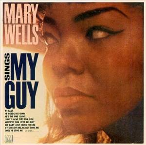 Cover - Mary Wells: Sings My Guy