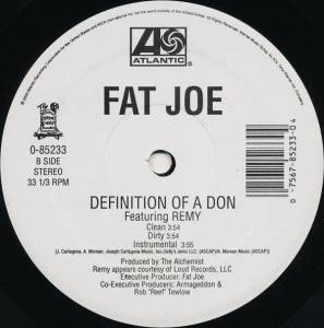 "Fat Joe: What's Luv? / Definition Of A Don (12"") - Bild 3"