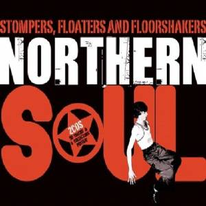 Cover - Jerry Fuller: Northern Soul - Stompers, Floaters And Floorshakers