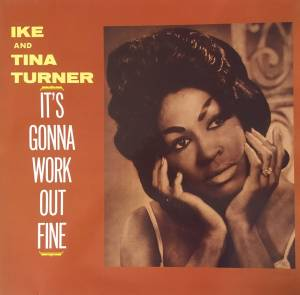 Cover - Ike & Tina Turner: It's Gonna Work Out Fine