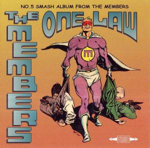 Cover - Members, The: One Law