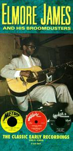 Cover - Elmore James & His Broomdusters: Classic Early Recordings 1951-1956, The