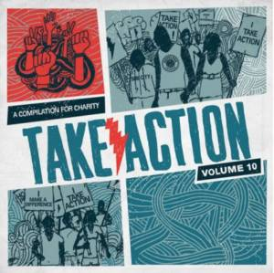 Cover - We Are The In Crowd: Take Action Volume 10