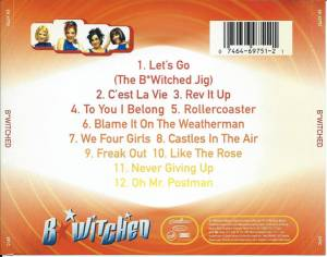 B*Witched: B*witched (CD) - Bild 3