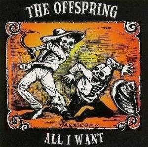 The Offspring: All I Want (Promo-Single-CD) - Bild 1