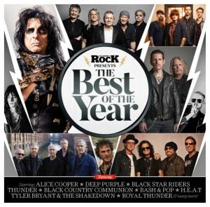 Cover - Bash & Pop: Classic Rock 244 - The Best Of The Year
