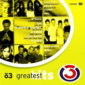Ö3 Greatest Hits Volume 10 - Cover