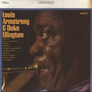 Cover - Louis Armstrong & Duke Ellington: Louis Armstrong & Duke Ellington