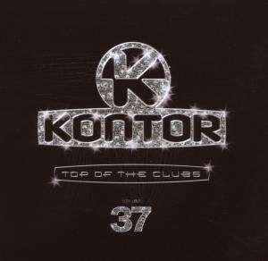 Kontor - Top Of The Clubs Vol. 37 - Cover