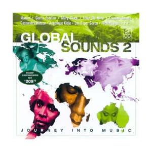 Global Sounds 2 - Journey Into Music - Cover