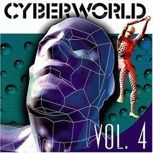 Cover - DJ Ed: Cyberworld Vol. 4
