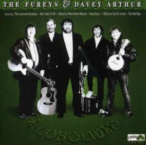 Cover - Fureys & Davey Arthur, The: Alcoholidays