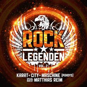 Rock Legenden Vol. 2 (2-LP) - Bild 1