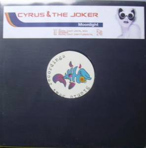 Cover - Cyrus &  The Joker: Moonlight