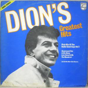 Cover - Dion: Dion's Greatest Hits